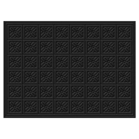 Kmart Outdoor Rug Essential Home Indoor Outdoor Rug 36 X 48 Black