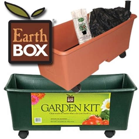 earthbox container gardening system earthbox 174 container gardening system mrt lawn garden
