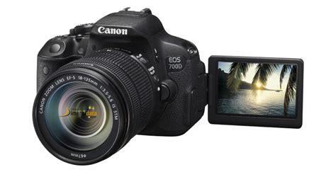 Kamera Canon Eos 700d kelebihan fitur spesifikasi kamera canon eos 700d kit2