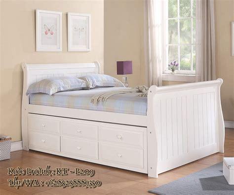 Tempat Tidur Jati Tempat Tidur Sorong daftar harga tempat tidur anak model sorong furniture