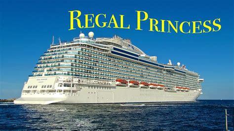 Regal Princess by Regal Princess Departing Fort Lauderdale On 1 18 15