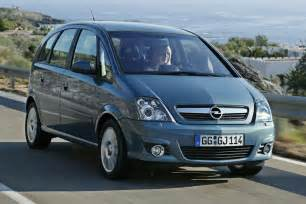 Opel Meriva Specs Opel Meriva 14 16v Photos News Reviews Specs Car