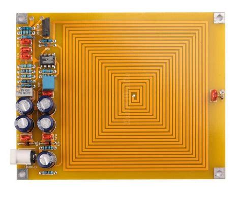 Schumann Resonator 7 83hz 7 83hz schumann resonance ultra low frequency pulse generator audio resonator free shipping