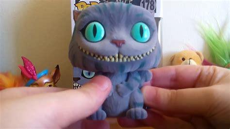 Funko Pop Disney In Cheshire Cat Flocked funko pop disney in cheshire cat topic exclusive unboxing review