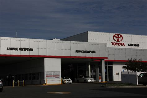 Toyota Carlsbad Service Center Toyota Carlsbad Parts And Service Carlsbad Ca 92011