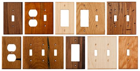 wood light switch covers wood wall plates wood switch plates and outlet covers