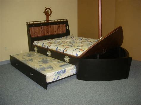 boat toddler bed plans kids boat bed with trundle woodworking projects plans