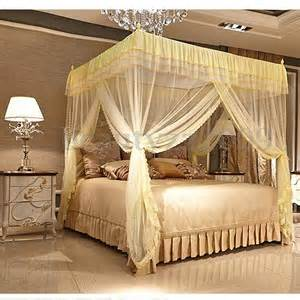 Elegant Canopy Bed by Elegant Round Curtain Bed Mosquito Net Canopy Netting