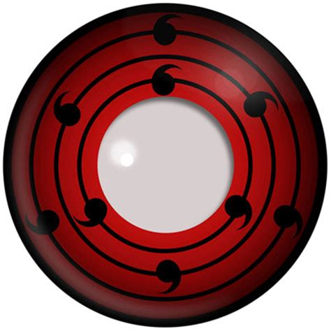naruto ten tails contacts (red) | camoeyes.com