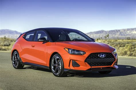 All New all new 2019 hyundai veloster and veloster turbo