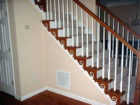 painted stairs ideas   modern home images