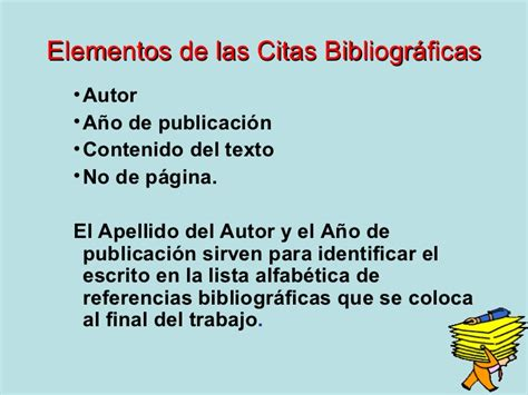 normas apa para referencias bibliogr 225 ficas normas y citas bibliogrficas normas y citas