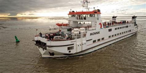 boot ameland naar schiermonnikoog veerboten van en naar ameland en schiermonnikoog vallen