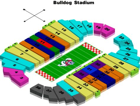 fresno state cus map ticket office seating charts