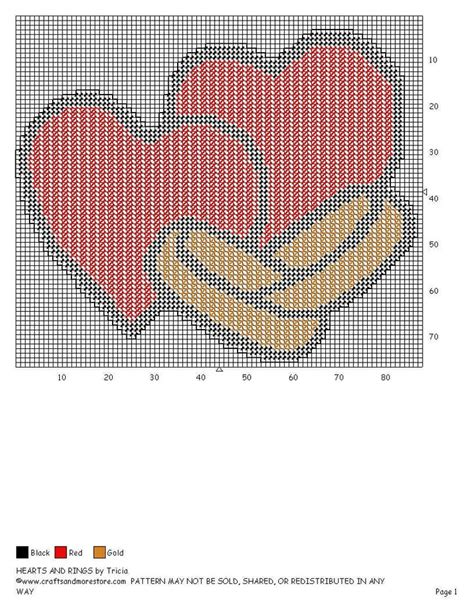heart pattern plastic canvas 32 best images about plastic canvas valentines on