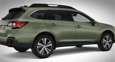 Subaru Redesign 2020 by 2020 Subaru Outback Redesign Review Suv