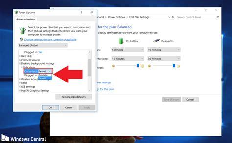 wallpaper slideshow windows 10 not working how to enable wallpaper slideshow in windows 10 and make