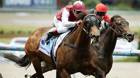 Fn Jump Mick mike price s snowflake wins again as mick kent unveils a potential adelaide cup