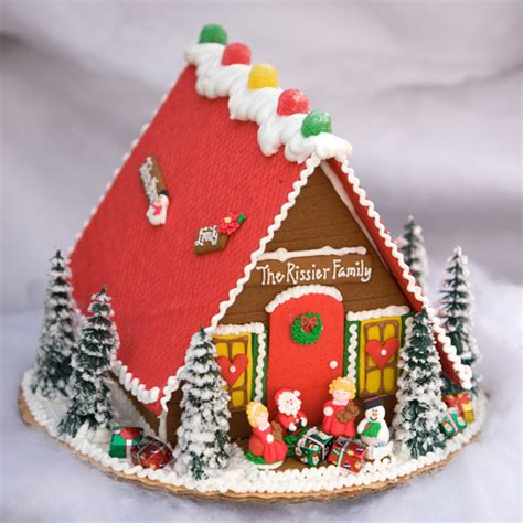 dom piernikowe chatki jak zrobić how to make gingerbread