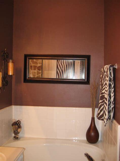 ideas  safari bathroom  pinterest animal