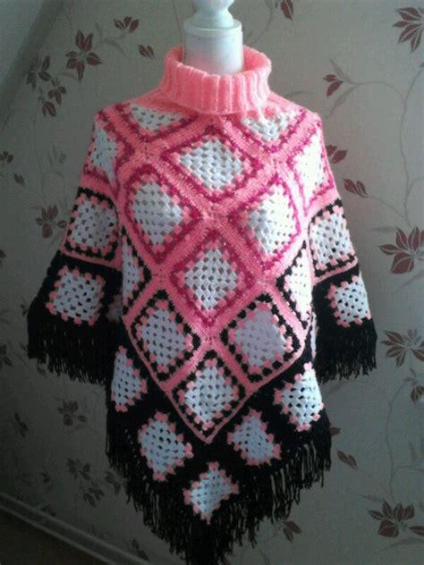 crochet poncho pattern free pinterest poncho crochet crochet poncho s pinterest