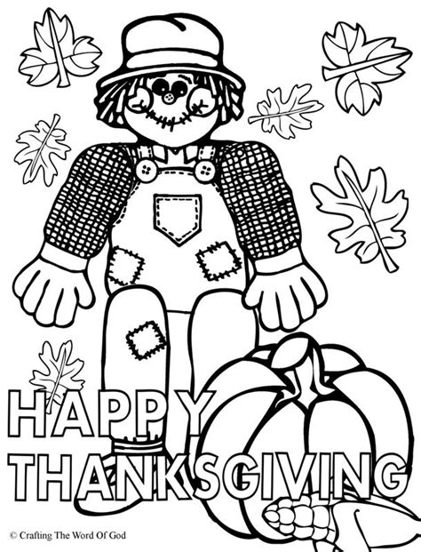 coloring page happy thanksgiving happy thanksgiving 1 coloring page 171 crafting the word of god