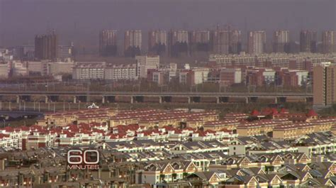 abandoned cities in china 60 minutes china s ghost cities business insider