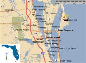 port florida map portcanaveral gif