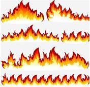 Fuego Flame Llamas PNG Y Vector Para Descargar Gratis