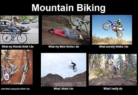 Mtb Memes - mountain bike funny quotes quotesgram