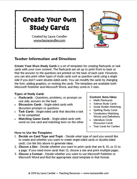 how to make your own card using word template george washington carver foldables and roll the dice