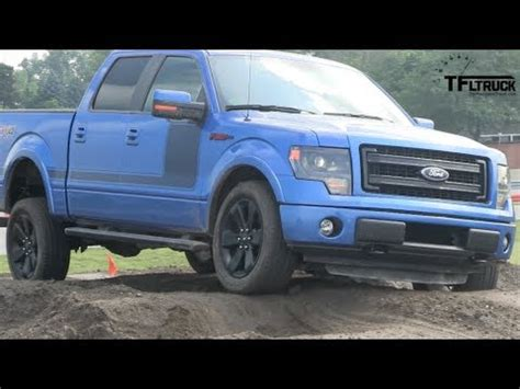 2013 ford f 150 fx4 pickup off road performance test