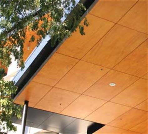 Marine Ply Ceiling by