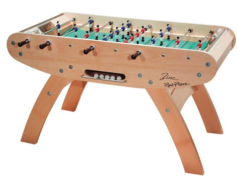 Foose Table by Rene Zinc Foosball Table Model Foosball Soccer
