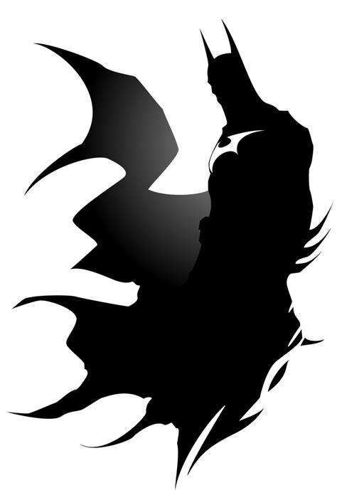 Superman Siluet batman silhouette by dbeadle on deviantart