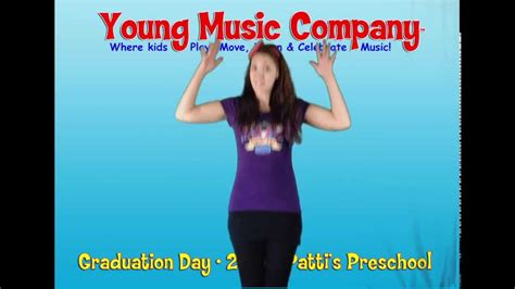day song preschool graduation day song