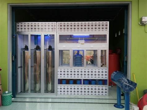 Tabung Filter Air Isi Ulang Depot Air Minum Mineral Dan Ro Dew Water Filter