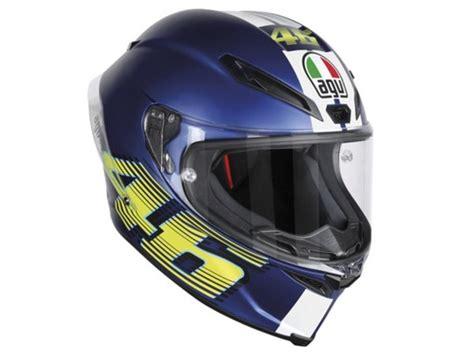 design helm rossi terbaru tengok harga helm agv rossi terbaru gilamotor