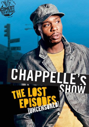 Dave Chappelle Cribs Episode by Chappelle S Show Dvd News Date Running Time A
