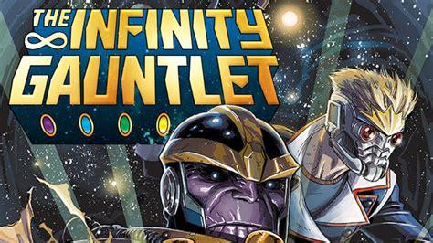 The Infinity Gauntlet 1 Marvel Releases Infinity Gauntlet Summer 2015 Teaser