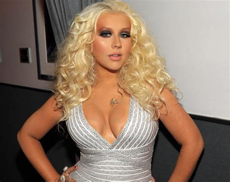Aguilera Is by Aguilera At The 2011 American Awards