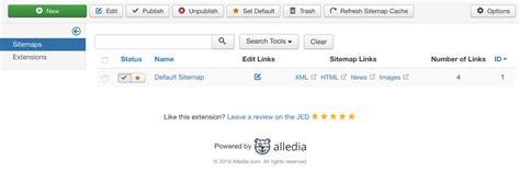 best sitemap for joomla download
