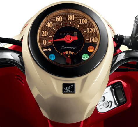 Speedometer Scoopy Fi Original Ahm new scoopy fi lebih unik dan fashionable merdeka