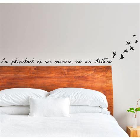 vinilos para habitacion vinilo cabecero de cama una idea diferente para tu