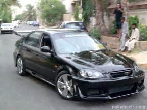 modified honda civic 2000 601888
