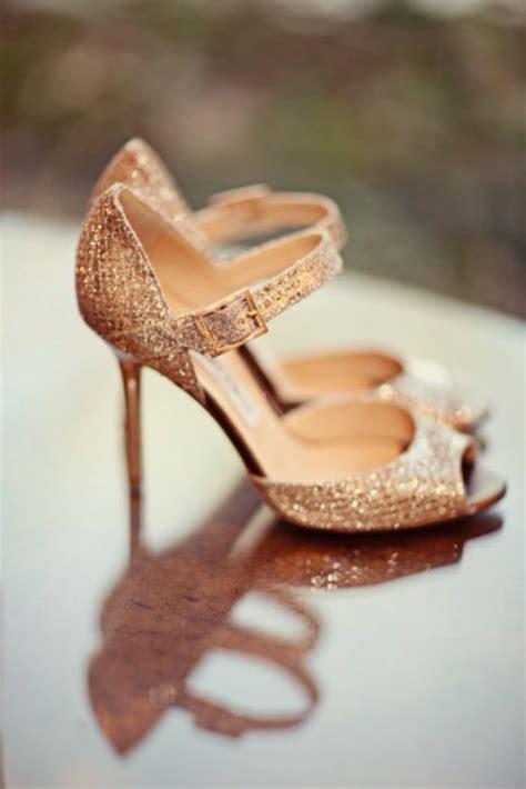 Vincci Heels Sandal Stick Diamonds gold wedding ideas