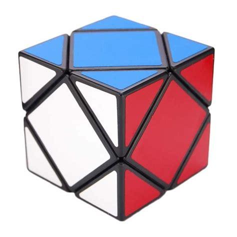 Skewb Cube shengshou skewb magic cube black base maskecubos