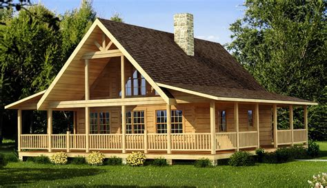 house with a porch cabin floor plans with porches
