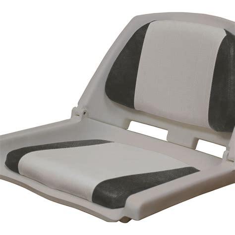 folding molded boat seat 8wd139ls molded fishing seats cushioned fold down