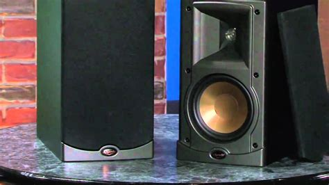 klipsch b 20 bookshelf speakers review near mint klipsch